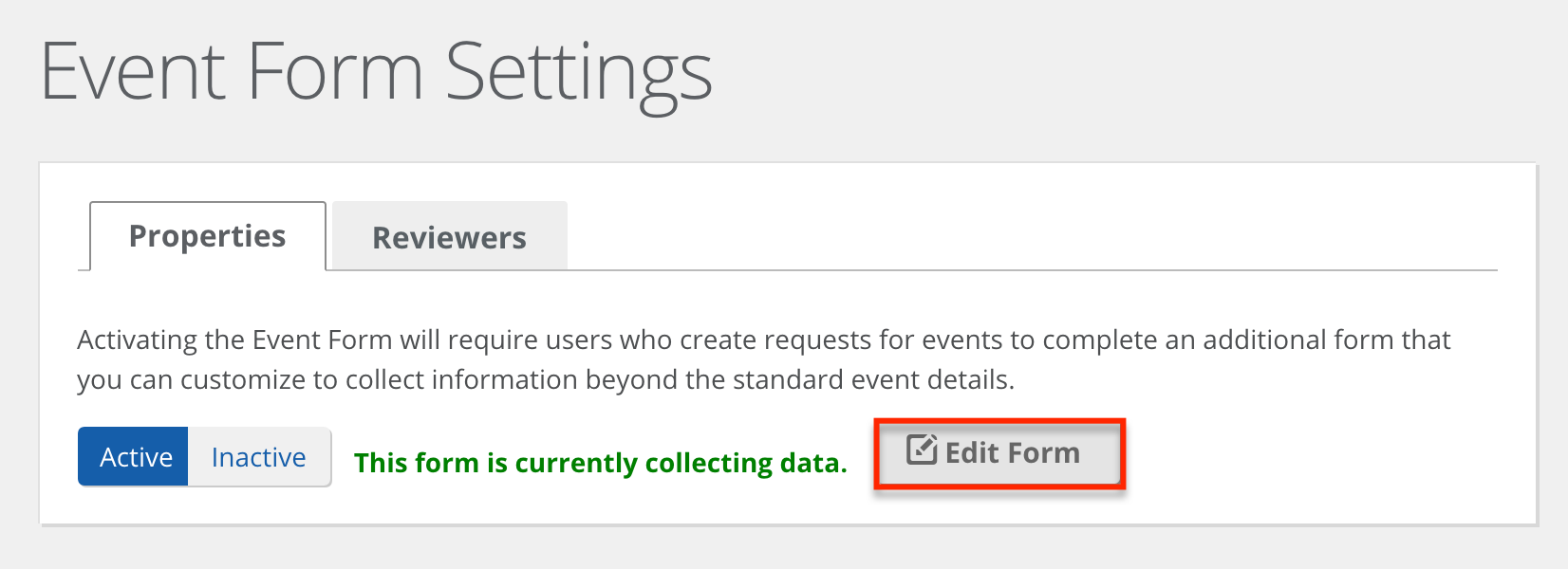 Setting up your Event Request Form – Engage Help Center