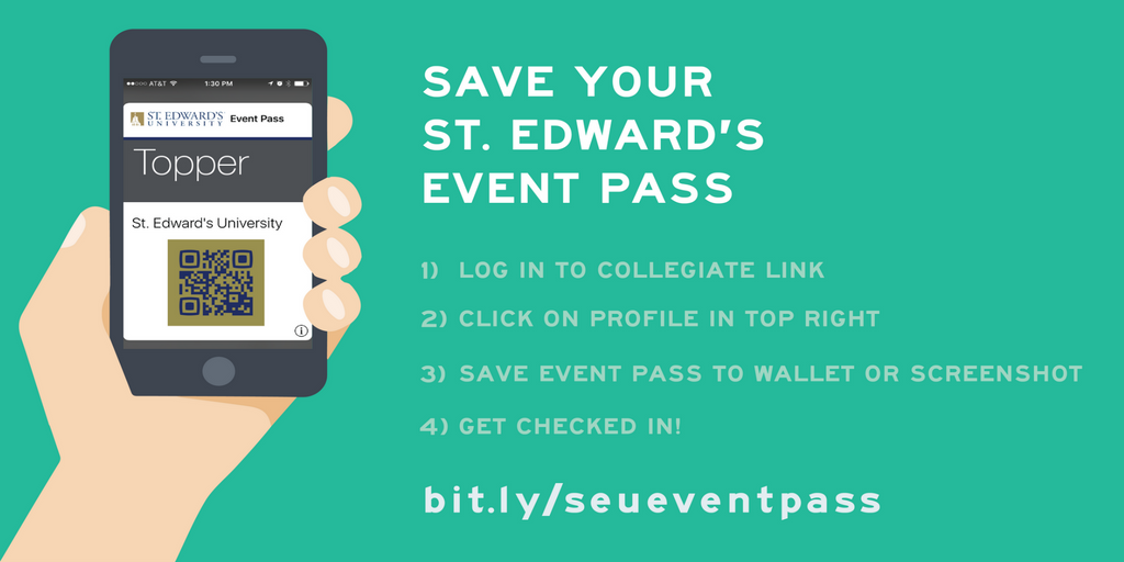 Event Check-in App Spotlight: St  Edward's University – Engage Help